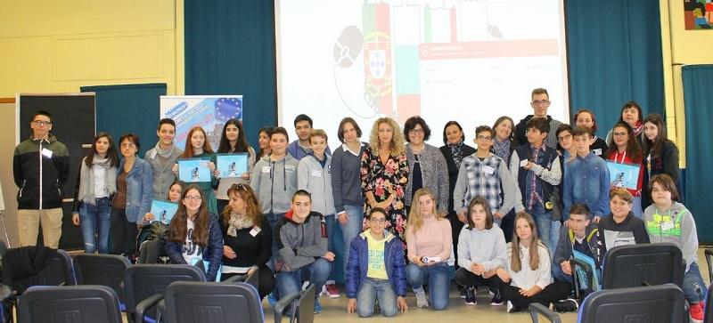 Erasmus+, istituto di Lentini accoglie tredici studenti da Polonia, Portogallo e Bulgaria