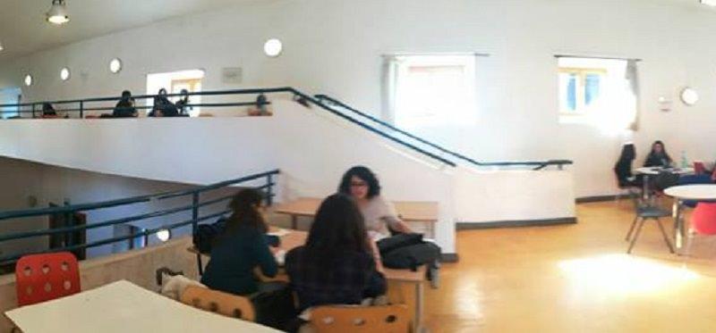 Riapre lo storico bar/aula studio del Monastero dei Benedettini: gli studenti esultano