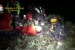 Recuperato il corpo del cacciatore di cinghiali a Postoleone: era stato travolto dalla caduta di sassi. IL VIDEO