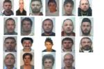 """Droga nei parchi a Piazza Armerina: I NOMI e LE FOTO dei 21 arrestati nell'operazione """"Mangiafuoco"""""""