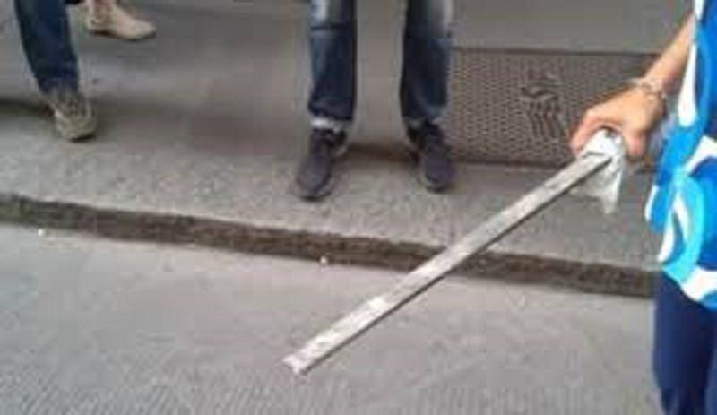 Catania, tifosi nei guai: trovate mazze e spranghe di ferro in auto. In dodici rischiano il daspo