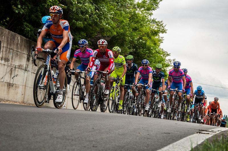 Giro d'Italia anche quest'anno in Sicilia partenza da Agrigento il prossimo 9 maggio
