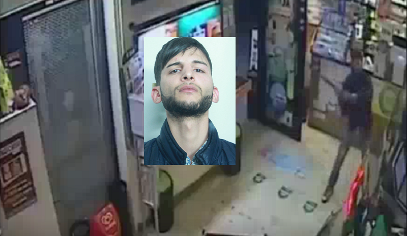 Da Napoli a Milano per rubare orologi: 5 arresti