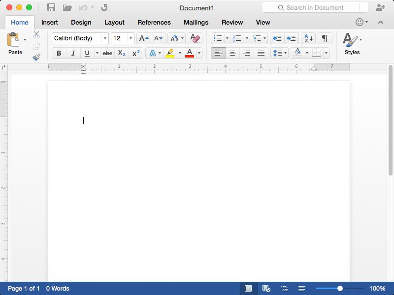 Microsoft Word a rischio hackeraggio: falla nel programma permette l'installazione di malware
