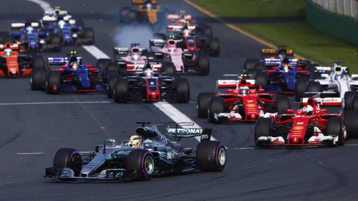 La Formula 1 ritorna in pista