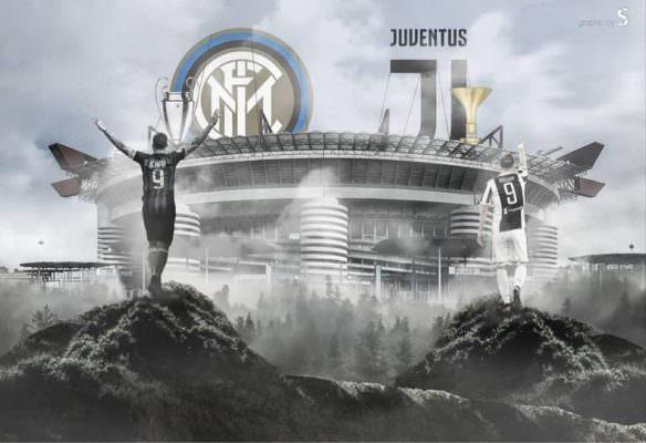 Il derby d'Italia