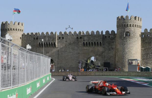 "La Formula 1 a Baku, ali scariche e scelte ""morbide"": a Shanghai i primi test"