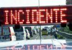 Incidente mortale lungo l'A19, traffico completamente in tilt: polizia stradale sul posto per i rilievi