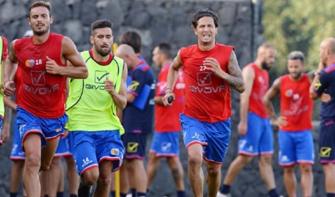 Catania impegnato domani sera al Provinciale col Trapani: sfida decisiva per le sorti del campionato