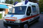 Sassaiola contro ambulanza: mezzo danneggiato, due uomini denunciati