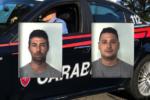 Colpi messi a segno Misterbianco, rapinatori di Gravina finiscono in carcere