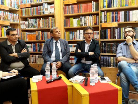 """Presentato """"Squadra Mobile Palermo, l'avamposto degli uomini perduti"""", nuovo lavoro di Alessandro Chiolo"""