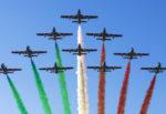 Partito il tour delle Frecce Tricolori: da Codogno a Palermo l'Italia si riunisce in un abbraccio simbolico