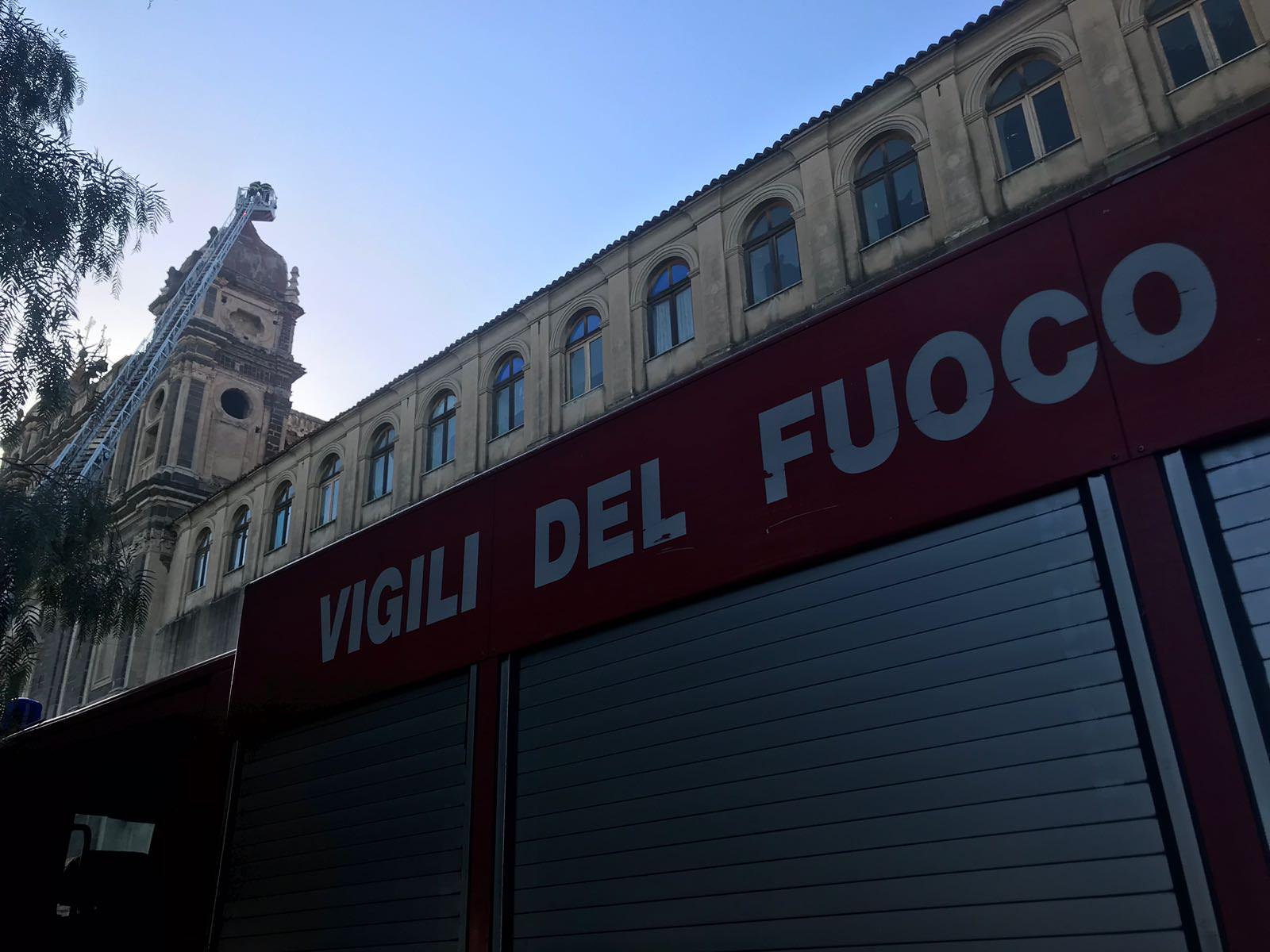 Catania, seminario dei vigili del fuoco sulla sicurezza durante le manifestazioni pubbliche