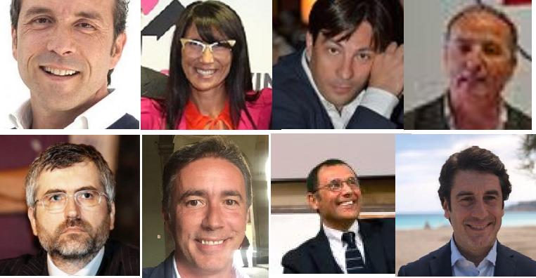 Catania, presentati i nuovi assessori: ecco la squadra di Salvo Pogliese – FOTO e NOMI