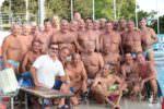 Nuoto Catania, grande successo per i rossazzurri: secondo posto ai Campionati Italiani Master Pallanuoto