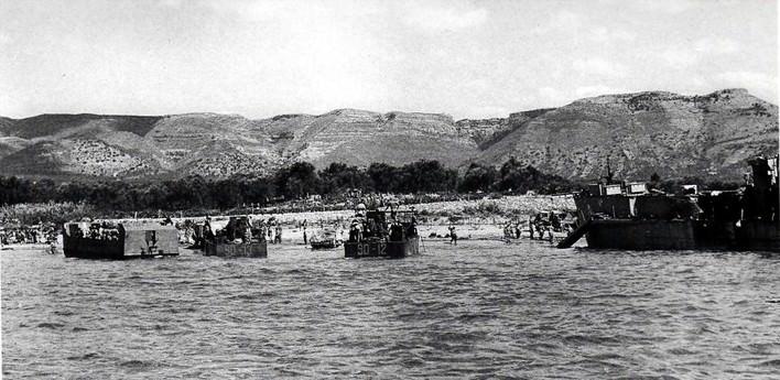 10 luglio 1943. Settantacinque anni e non li dimostra: lo sbarco degli angloamericani in Sicilia