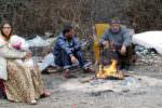 Sequesto campo nomadi: i kosovari erano costretti a vivere in condizioni pericolose. Orlando si impegna a ricollocare i rifugiati