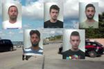 Operazione Porta Giudecca: NOMI e FOTO degli arrestati