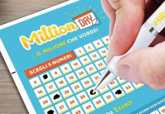 """Sicilia """"fortunata"""": scommettitore vince 1 milione di euro al """"Million Day"""""""