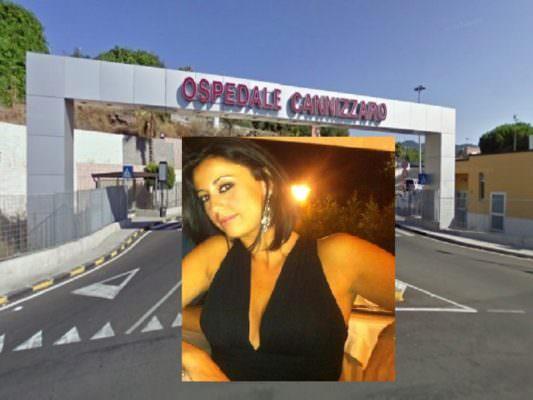 Morte Valentina Milluzzo e dei suoi due gemellini, chiesto rinvio a giudizio per sette medici del Cannizzaro