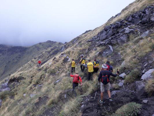 Coppia di escursionisti dispersa a Piano Provenzana, donna ferita