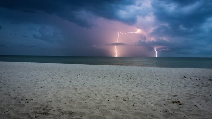 Nuova ondata di maltempo in Sicilia: ancora piogge e forti venti. Da lunedì temperature in picchiata