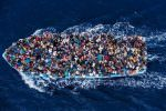 Espulsi dal territorio italiano sbarcano a Lampedusa: 2 giovani in manette