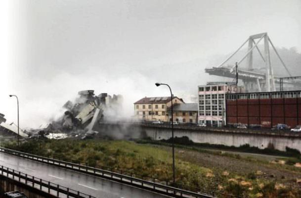 Tragedia sul Ponte Morandi: 22 vittime accertate, anche un bambino. Bilancio destinato a salire