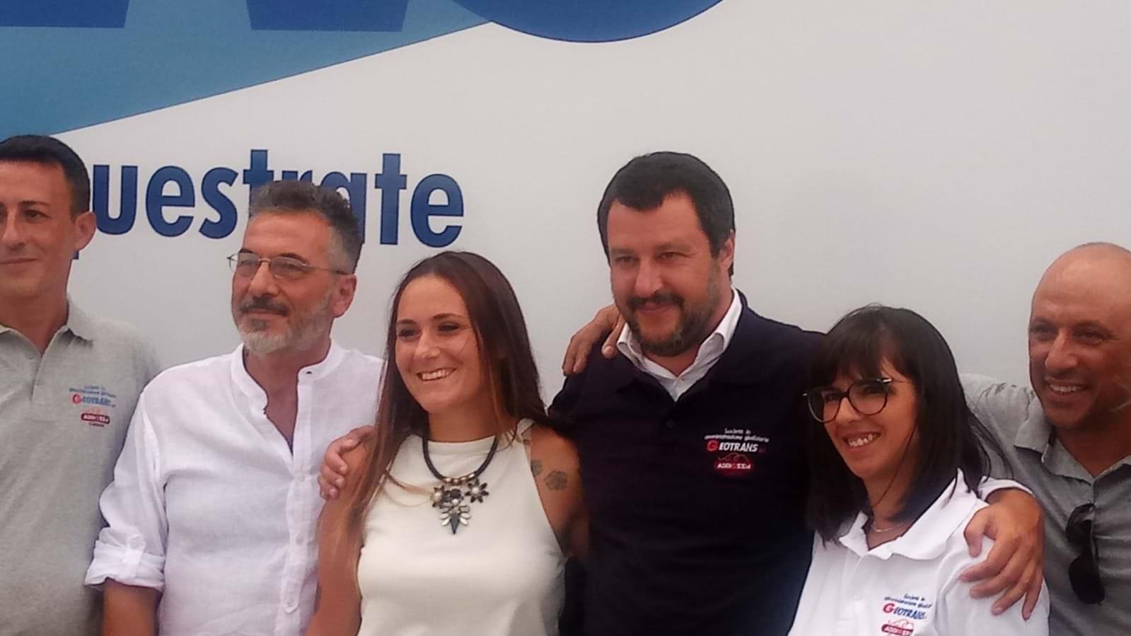 Salvini Geotrans Catania
