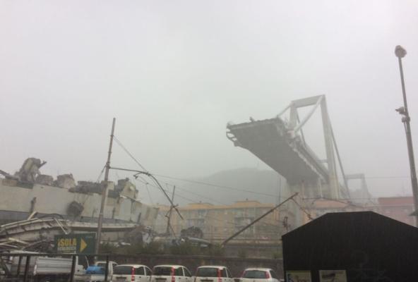 Ponte Morandi: un anno fa la tragedia, tra dolore e polemiche