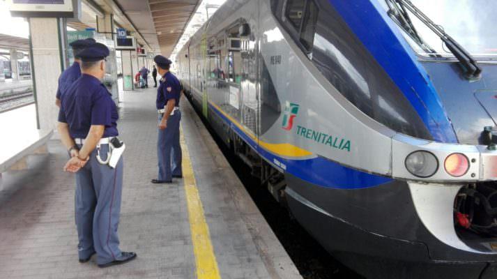 Tutti i numeri della Polfer in Sicilia: il bilancio dei controlli e le sanzioni dei mesi estivi