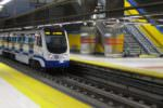Esplode tablet in metropolitana: fiamme e fumo in un vagone