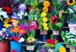 Settore florovivaistico in crisi, protesta degli operatori in piazza Indipendenza