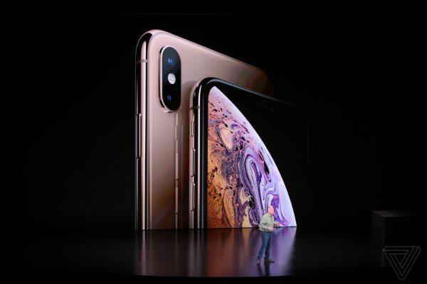 Presentati i nuovi iPhone XS, XS Max e XR: ecco tutte le nuove funzionalità