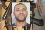 Droga, armi da guerra e munizioni a San Giorgio: arrestato il pluripregiudicato Rosario Zagame – FOTO
