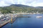 Mareggiate nel Tirreno, colpite anche le Isole Eolie: danni a Lipari