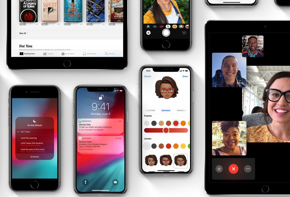 Apple lancia iOS 12: dalla realtà aumentata alle numerose innovazioni. Le novità