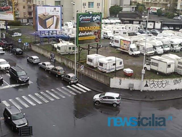 Bomba d'acqua a Catania e provincia, continuano gli allagamenti e lo stato d'allerta – I DETTAGLI