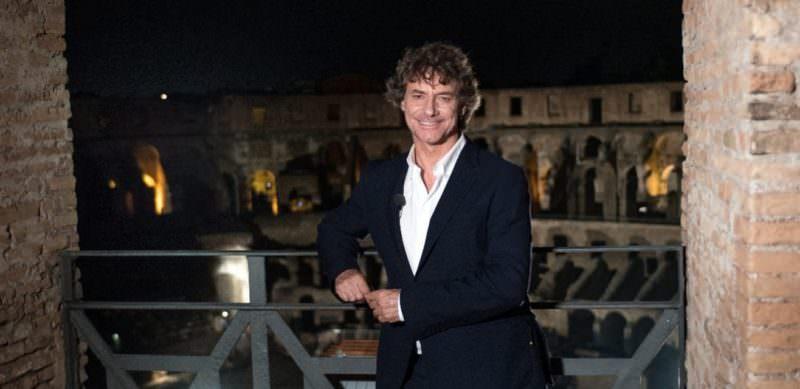 Palermo, conferita Laurea Honoris Causa al divulgatore Alberto Angela
