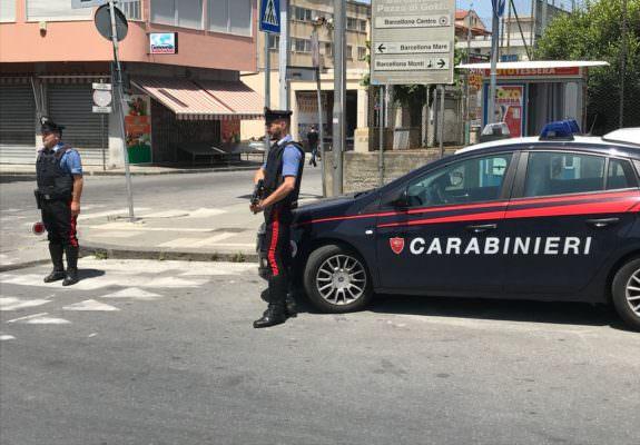 Carabinieri arrestano 26enne di Barcellona condannato per associazione mafiosa