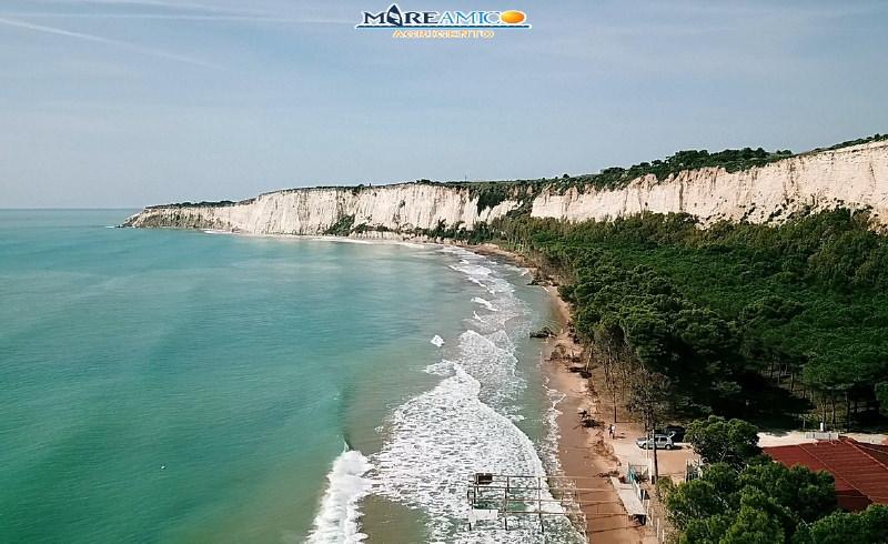 Persi ancora altri metri di spiaggia nelle coste agrigentine: appello alla Regione – VIDEO