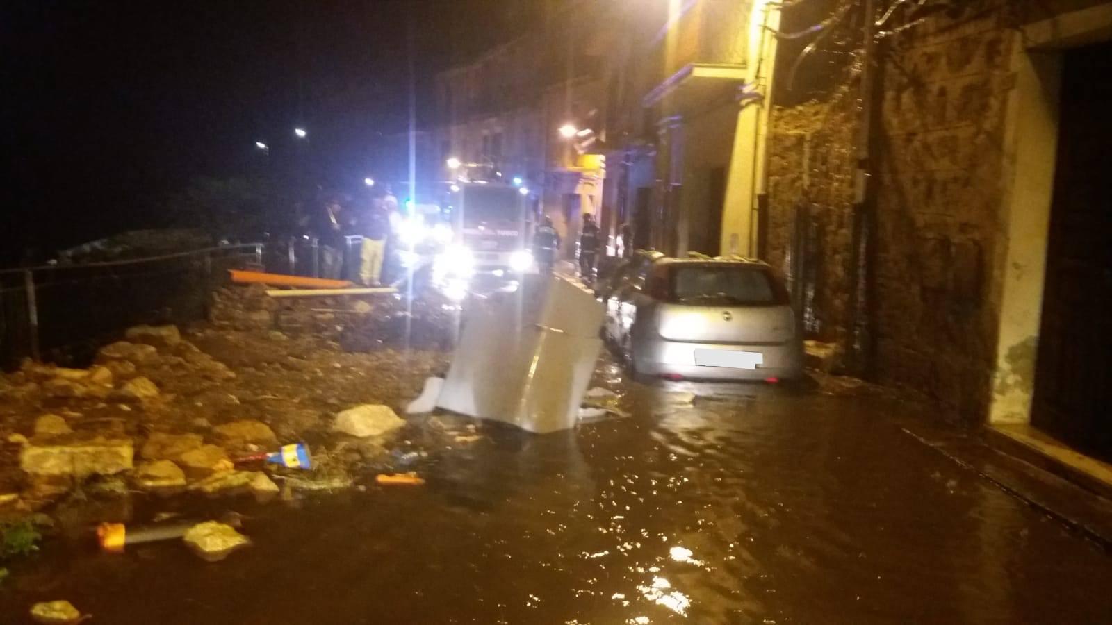Fango, detriti e devastazione: FOTO e VIDEO dei danni provocati dalla furia del maltempo a Piazza Armerina