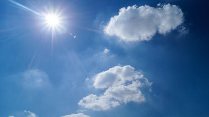 Inizio di settimana stabile in Sicilia tra temperature alte e precipitazioni