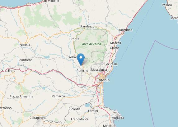 Terremoto a Catania e provincia, registrate altre piccole scosse: la mappa di Catania in caso di sisma