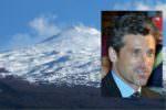 La Vodafone sceglie l'Etna come location per il nuovo spot: sindaco Pogliese concede le autorizzazioni