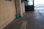 Atto intimidatorio alla motorizzazione di Catania, trovata miccia di 20metri in liquido infiammabile: indaga la polizia scientifica – FOTO