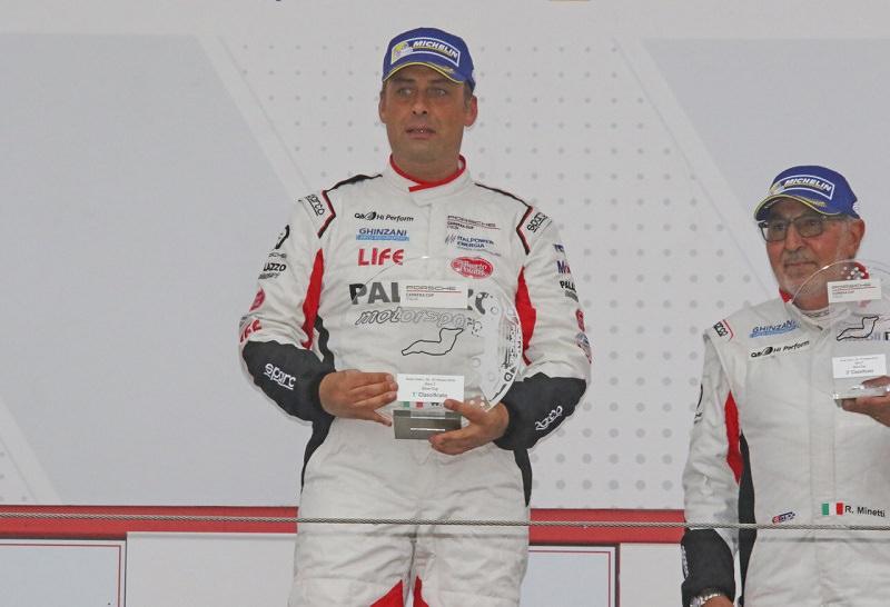 """""""Carrera Cup"""", Palazzo grande protagonista nonostante un finale di stagione amaro"""
