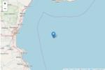 Terremoto nei pressi del golfo di Augusta: scossa registrata alle 7 del mattino