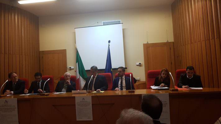 """Al Tribunale di Catania il convegno """"Misure di prevenzione personali e patrimoniali antimafia"""""""